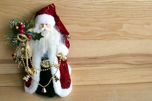 Father Christmas, Santa Claus, Christmas, Santa, Father