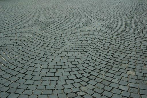 Pavement, Cobble, Soil, Texture, Stone, Stepping On