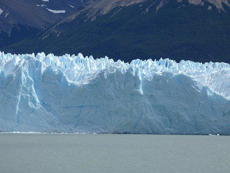 Perito Moreno Glacier, Ice, Patagonia, Glacier, Cold