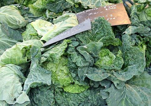 Savoy, Vegetables, Healthy, Kohl, Green, Eat, Vitamins