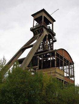 Mining, Carbon, Ruhr Area, Bill, Industry, Historically