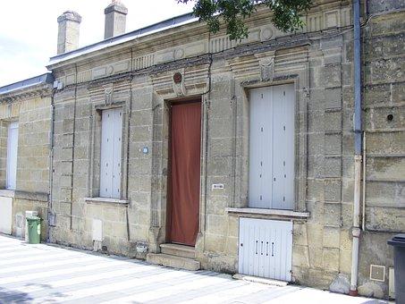 Echoppe, Bordeaux, House, On One Floor, Street, Pierre