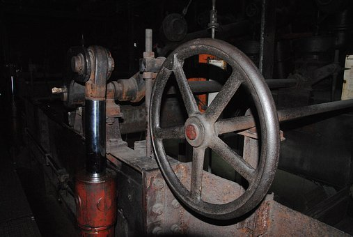 Valve, Machine, Industry, Museum, Bill, Zollverein