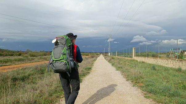 Jakobsweg, Pilgrim, Pilgrimage, Carmno De Santiago