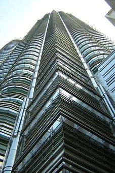 Petronas Towers, Petronas Twin Towers, Menara Petronas