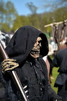 Cutter Man, Death, Middle Ages, Spectaculum Guildford