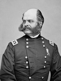 Moustache, Kottletten, Beard Hair, General, Military