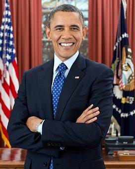 Barack Obama, 2012, Official Portrait
