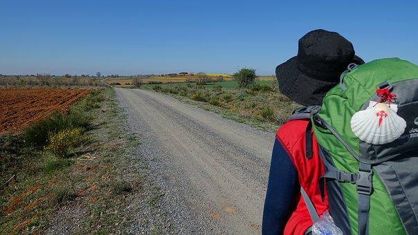 Jakobsweg, Pilgrim, Pilgrimage, Camino De Santiago