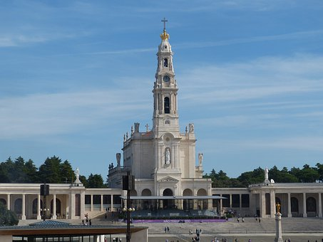 Fatima, Place Of Pilgrimage, Pilgrimage, Portugal