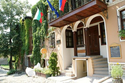 The Old Town, Plovdiv, Bulgaria