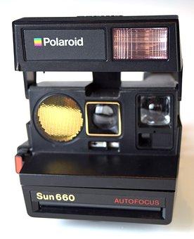 Camera, Polaroid, Photography, Vintage, Instant, Film