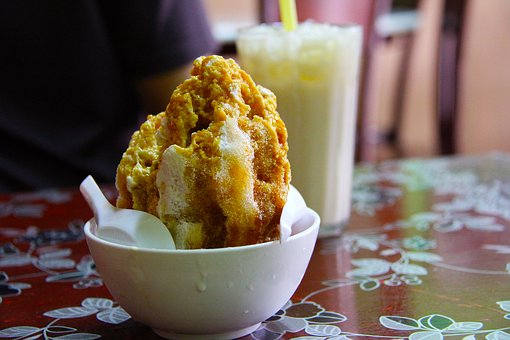 Cendol, Chendol, Dessert, Popular, Famous, Coconut