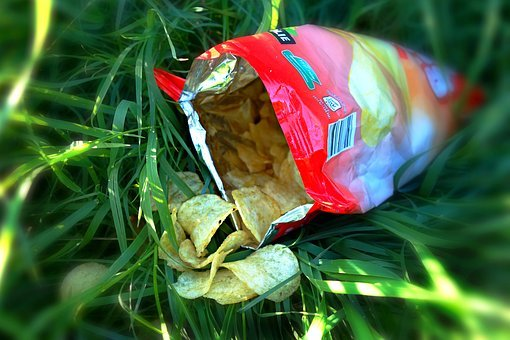 Crisps, Potato Crisps, Junk Food, Processed Food