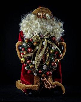 Santa Claus, Saint Nicholas, Kris Kringle