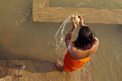 Hindu, India, Sun, Worship, Hinduism, Ancient, Travel