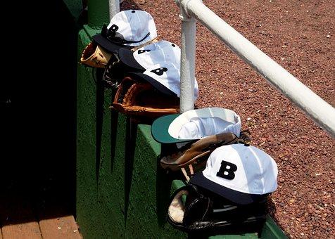 Baseball, Usa, America, Sport, Ball Sports, Black Baron