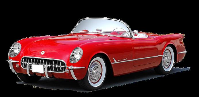 Chevrolet, Corvette, 6zyl In Series, 3859ccm, 165 Kmh