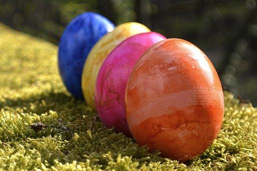 Easter Eggs, Easter, Colorful, Easter Egg, Egg