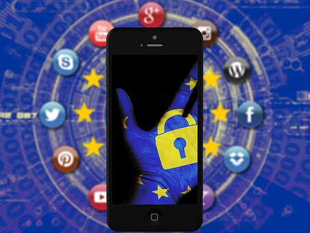 Social Media, Information, Networking, Iphone, Gdpr