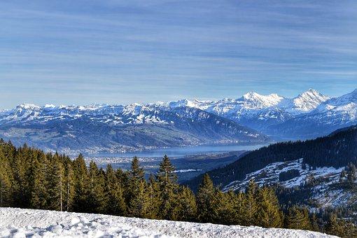 Snow, Mountain, Winter, Mountain Peak, Cold, Nature