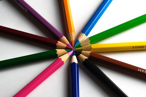 Pencil, Education, Creativity, Cross, Leave, School
