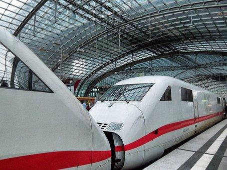 Transport System, Train, Metro, Station, Railway