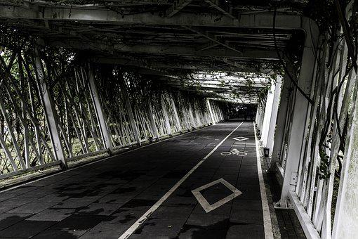 Transportation System, Subway System, Tunnel, Travel