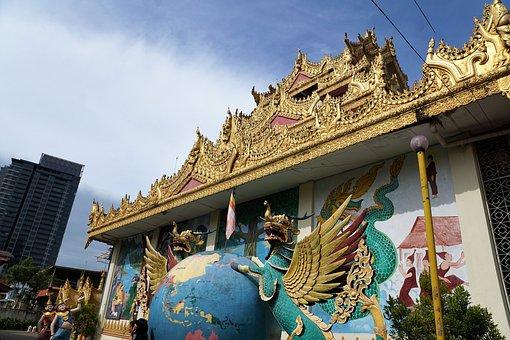 Travel, Temple, Architecture, Sculpture, Culture