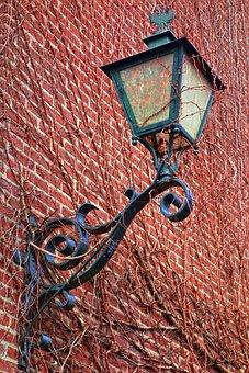 Lantern, Lamp, Facade Lamp, Wall Lamp, Sconce