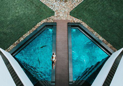 Travel, Outdoors, Architecture, Water, Pool, Women