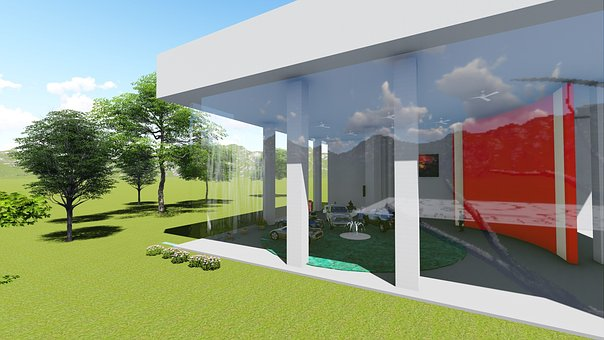 House, Window, Architecture, Modern, Luxury, Outdoors