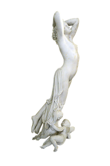 Statue, Marble, Girl, Woman, Ancient, Sculpture
