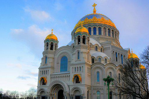 Architecture, Church, Dome, Travel, Religion