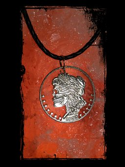 Coin, Hobo Coin, Money, Currency, Jewellery