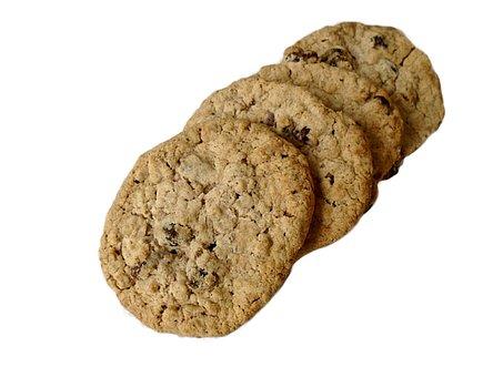 Cookie, Baked Goods, Bakery, Food, Brown, Dessert
