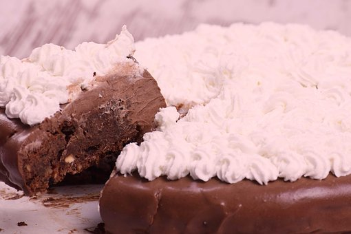 Food, Sugar, Sweet, Desktop, Closeup, Chocolate, Cake