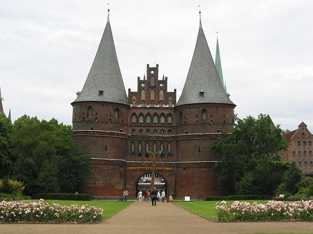 Architecture, Tower, Gothic, Old, Hanseatic League