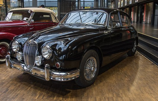 Auto, Jaguar, Oldtimer, Vehicle, Transport System, Show