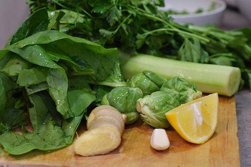 Food, Healthy, Vegetable, Leaf, Salad, Freshness, Meal