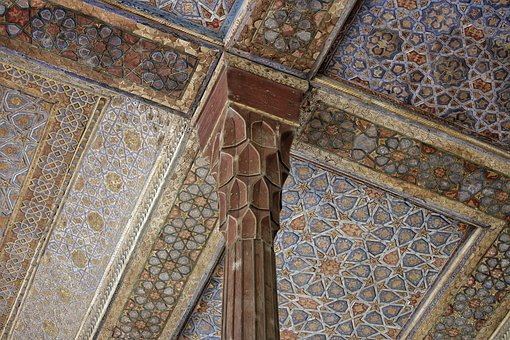 Decoration, Architecture, Mosaic, Pattern, Ornate, Art