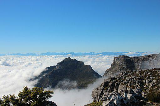 Mountain, Sky, Nature, Travel, Panoramic, Tourism