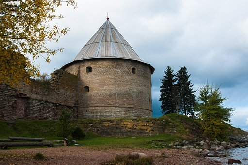 Architecture, Travel, Sky, Old, Outdoors, Tower, No One
