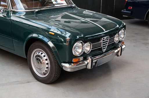 Auto, Alfa Romeo, Oldtimer, Vehicle, Transport System