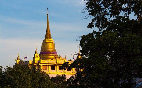 Temple, Thailand, Thai Temple, Buddhist