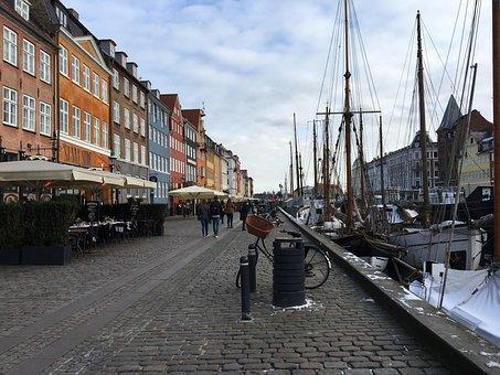 City, Tourism, Street, Travel, Water, Vacation, Tourist