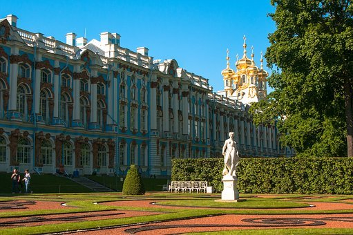 Architecture, Palace, Outdoors, Building, Travel