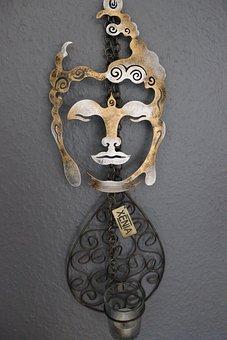 Art, A, Ornament, Jewellery, Sculpture, Wall Decoration