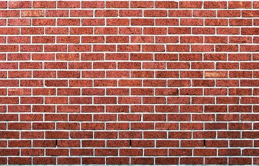 Wall, Brick, Facade, Burned, Bricked, Architecture