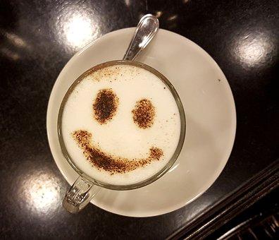 Coffee, Foam, Espresso, Cappuccino, Dawn, Caffeine